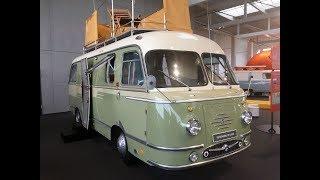Top 5: ces camping-cars vintage du musée Hymer sont les ancêtres de nos motorhomes d'aujourd'hui