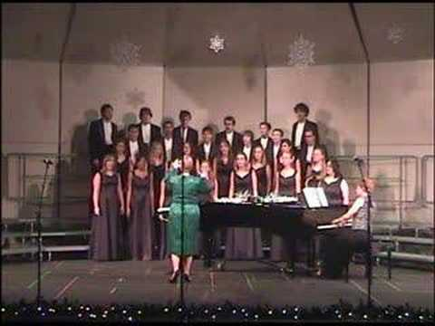 Blow Thou Winter Wind--Chamber Choir