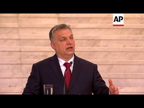 PMs of Hungary and Bulgaria comment after talks in Sofia