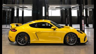 The Porsche Cayman GT4 Still Needs One Mod to Be Perfect - One Take