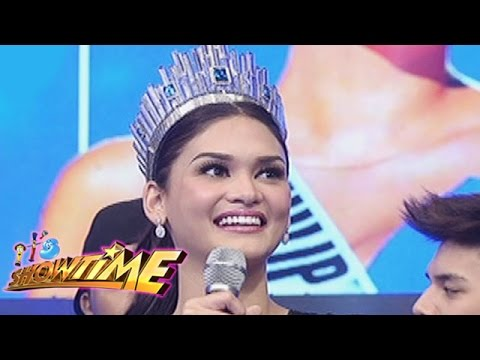 It's Showtime: Pia's tips for aspiring beauty queens