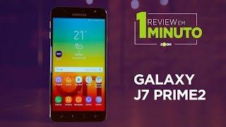 Samsung Galaxy J7 Prime2 Review - Design Melhorado | R1M