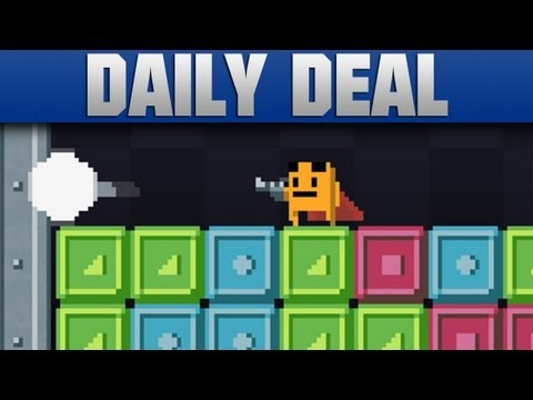 Super Puzzle Platformer - The Daily Deal #15