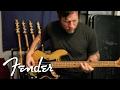 Against Me's Andrew Seward On His Fender P Basses | Fender