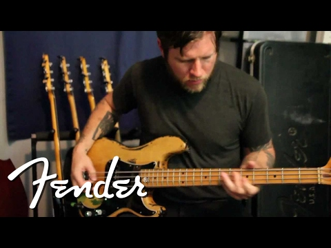 Download Youtube: Against Me's Andrew Seward on his Fender P Basses | Fender