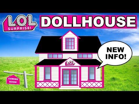 Lol Surprise Dolls Series 4 Biggie Pet Doll House Live Pets Upcs
