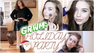 Getting Ready: Holiday Party! ♡ Thumbnail