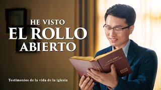 Testimonio cristiano 2020 | He visto el rollo abierto