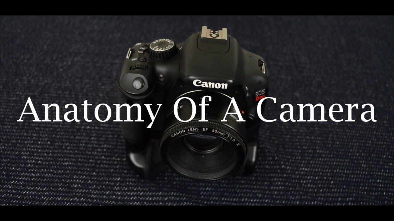 Anatomy of a camera - YouTube