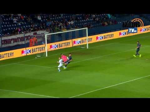 ฟุตบอลไทยพรีเมียร์ลีก บุรีรัมย์ ชนะ การท่าเรือไทย 2-0 นัดเปิดสนาม 14-02-58