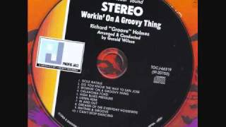 "Richard ""Groove""  Holmes - Workin"