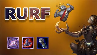 YIKIM ! | Yeni RURF - League of Legends Türkçe #Urf