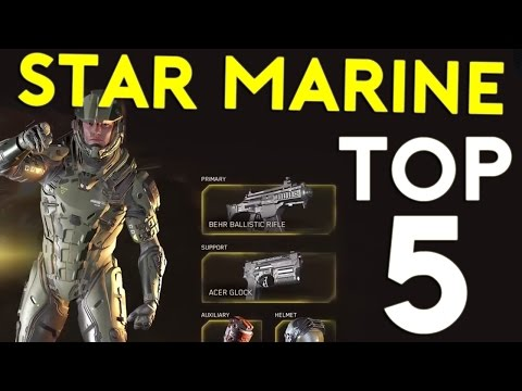 Star Marine 2.6 - Top 5 Things To Be Excited For (Star Citizen Opinion Video)