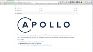 [Vue JS Tutorials] Apollo Stack Overview - GraphQL Tutorial