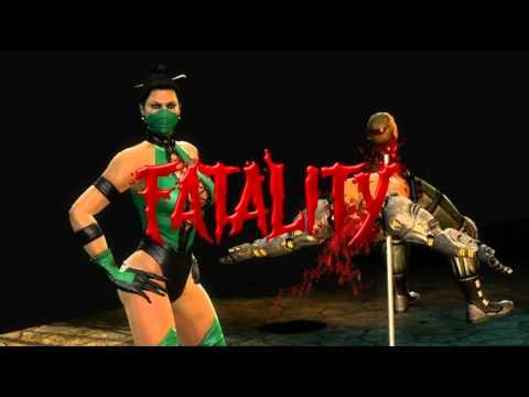 Mortal Kombat: Komplete Edition (PS3) Fatality [Part 1]