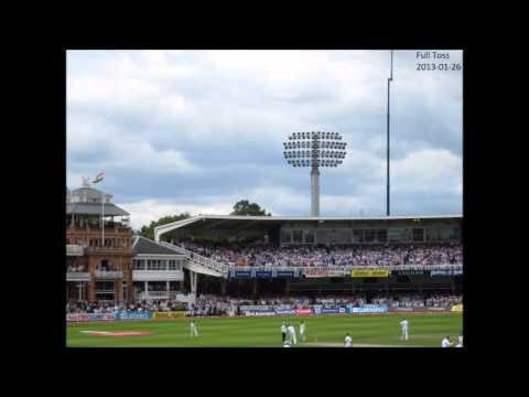 Full Toss 2013-01-26 ... Cricket Radio Show