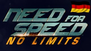 Preview: Need for Speed: No Limits (by Electronic Arts) - iOS / Android - Deutsch/German