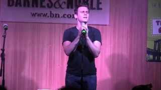 """Jonathan Groff Sings """"Sailing"""" from A New Brain"""