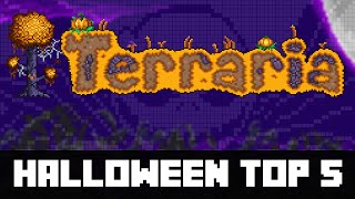 Terraria 1.3 - Top 5 Halloween Event Items You MUST Get!