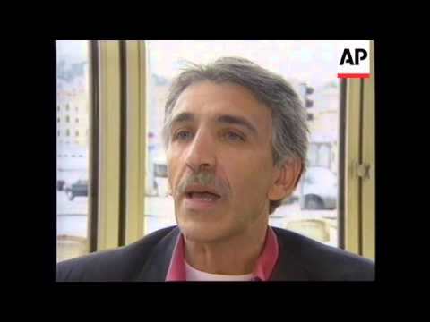 FRANCE: THOUSANDS OF FRENCH ALGERIANS VOTE