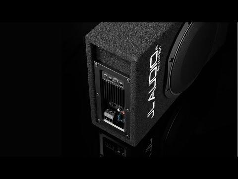 JL Audio Active Boxes