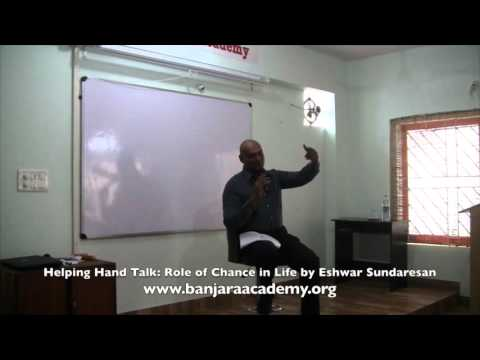 Role of Chance in Life by Eshwar Sundaresan