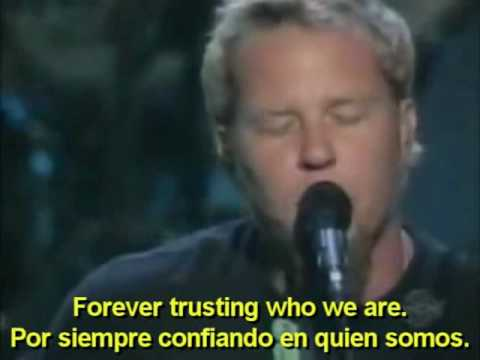 METALLICA - NOTHING ELSE MATTERS (Lyrics - Subs - Subtitulado - English - Español)