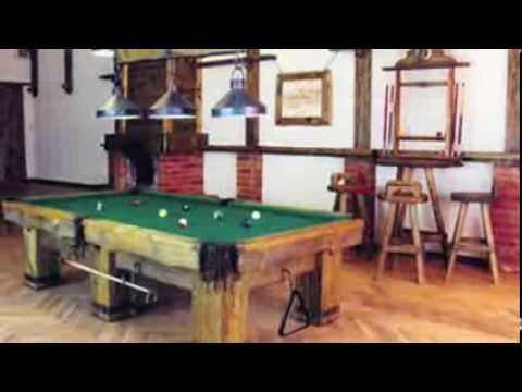 Log Cabin Pool Tables By Rustic Billiards YouTube - Pool table movers des moines