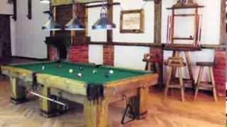 Log Cabin Pool Tables By Rustic Billiards