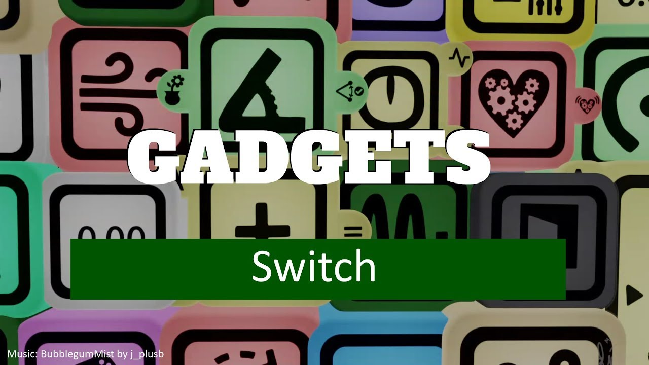 Gadgets Dreams PS4 Tutorial: Switch