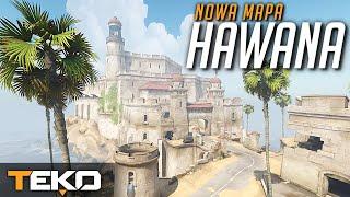 NOWA MAPA - Hawana! Prezentacja [Overwatch]