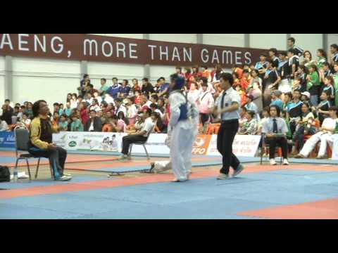 กีฬามหาวิทยาลัยขอนแก่น,เทควันโด้ ชาย