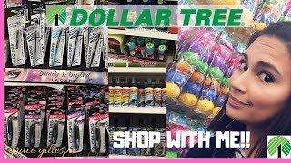 DOLLAR TREE SHOP WITH ME   HAUL   NEW ITEMS   FEBURARY 2019