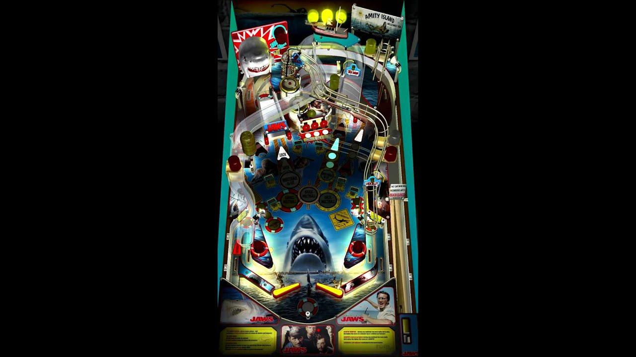 Jaws Future Pinball Bam Happycab Youtube