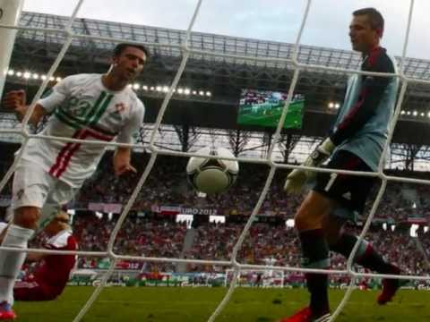 Dinamarca 0 Portugal 1- Um auto-golo no último minuto from YouTube · Duration:  43 seconds