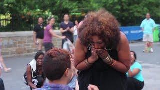 Flash Mob Wedding Proposal - Surprise Union at Union Square #ProudtoLove - RoCM Dance
