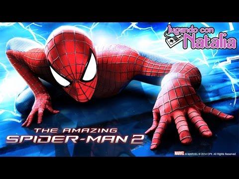 COLGADO DE LAS NUBES! - Amazing Spiderman 2 + Saludos!