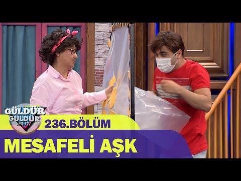 Nokta Com - Mesafeli Aşk | Güldür Güldür Show 236.Bölüm