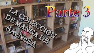 VBLOG - 8 - Los MANGAS de SAeNcSA - Parte 3 - Akira, Evangelion, Vagabond