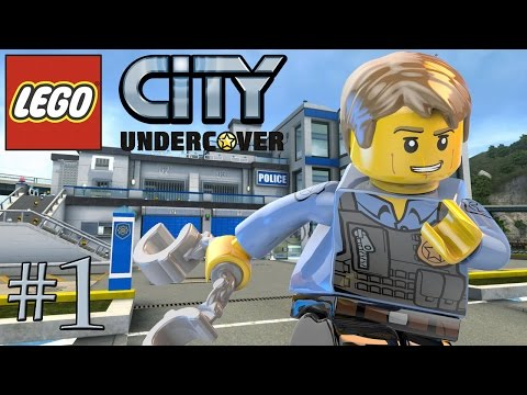 LEGO City Undercover FR HD 1
