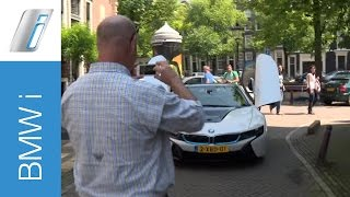 bmw i8 the superstar feeling bmw nl i
