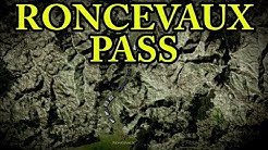 The Battle of Roncevaux Pass 778 AD