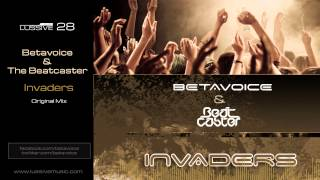 Betavoice & The Beatcaster - Invaders (LUS-28: Official HQ Upload)