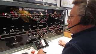 Weber Trains Dispatch Center