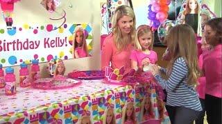 Video Barbie Birthday Party Ideas download MP3, 3GP, MP4, WEBM, AVI, FLV Agustus 2018