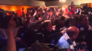 EPIC! Best Leicester Fans Reactions to Title winning goal! (Compilation)