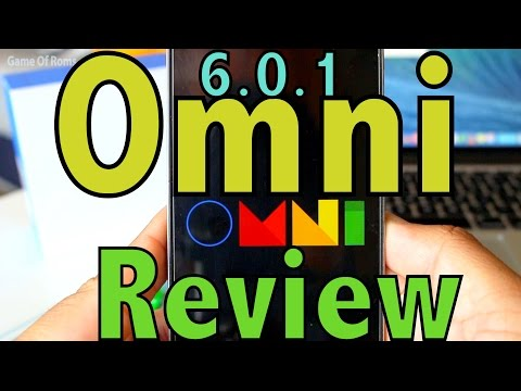 Android Custom ROM Review - Omni 6.0.1 for Oneplus One