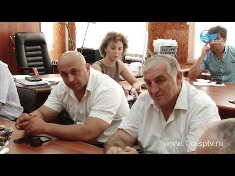 Каспийский роддом посетил депутат государственной Думы РФ Гаджимет Сафаралиев