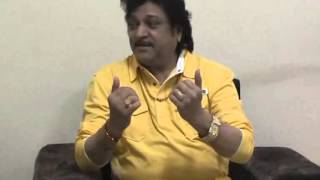 Best Gujarati Movie Actor | Singer | Naresh Kanodia Interview by Devang Bhatt