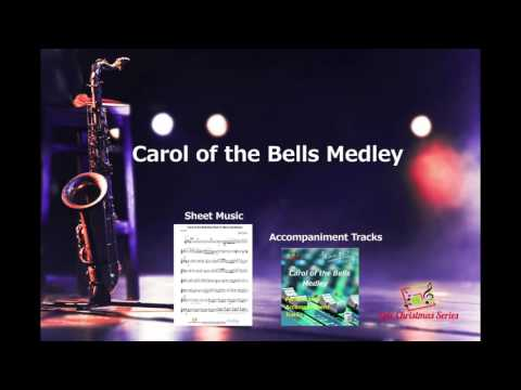Carol of the Bells Alto Sax